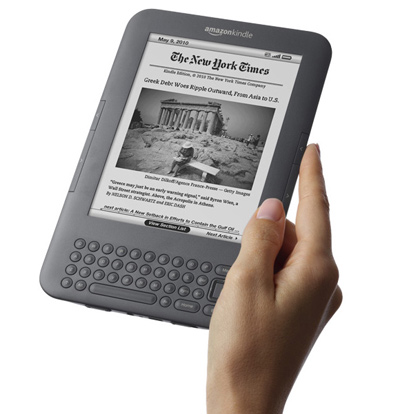 a way to delete a e-book from a kindle